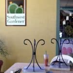 Welcome to the Southwest Gardener Mosaic Table Class