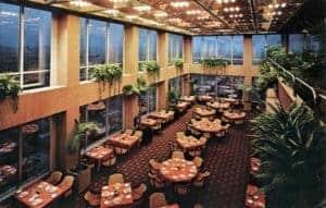 Golden Eagle Restaurant Phoenix 1970s