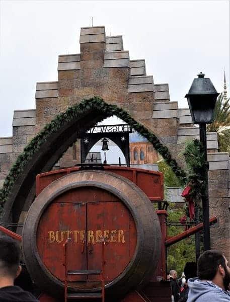 Hogsmeade Butter Beer Cart