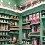 Food at Wizarding Worlds of Harry Potter - Honeydukes Candy Variety