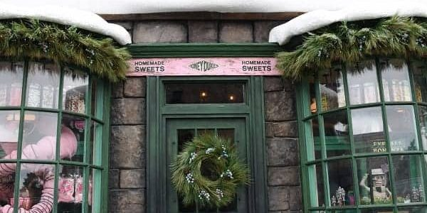 Fanciful Foods at The Wizarding World of Harry Potter