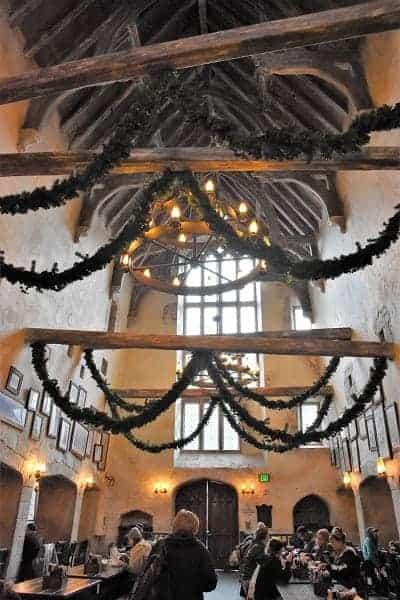 Leaking Cauldron Dining Room